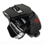 Мышка Mad Catz M.O.U.S. 9 Gloss Black USB