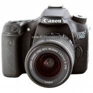 Canon EOS 70D 18-55 IS STM