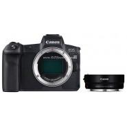 Canon EOS R Body с адаптером EF-EOS R