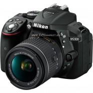 Nikon D5300 Kit AF S DX 18-140mm f/3.5-5.6 G ED VR