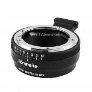 Адаптер Commlite CM-NF-NEX (Nikon F/G - Sony E-Mount)