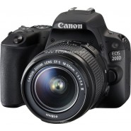 Canon EOS 200D Kit 18-55 IS STM