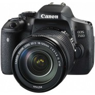 Canon EOS 750D Kit EF-S 18-135 IS STM