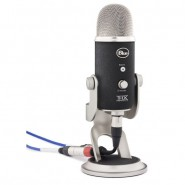 BLUE YETI Pro XLR and USB-микрофон